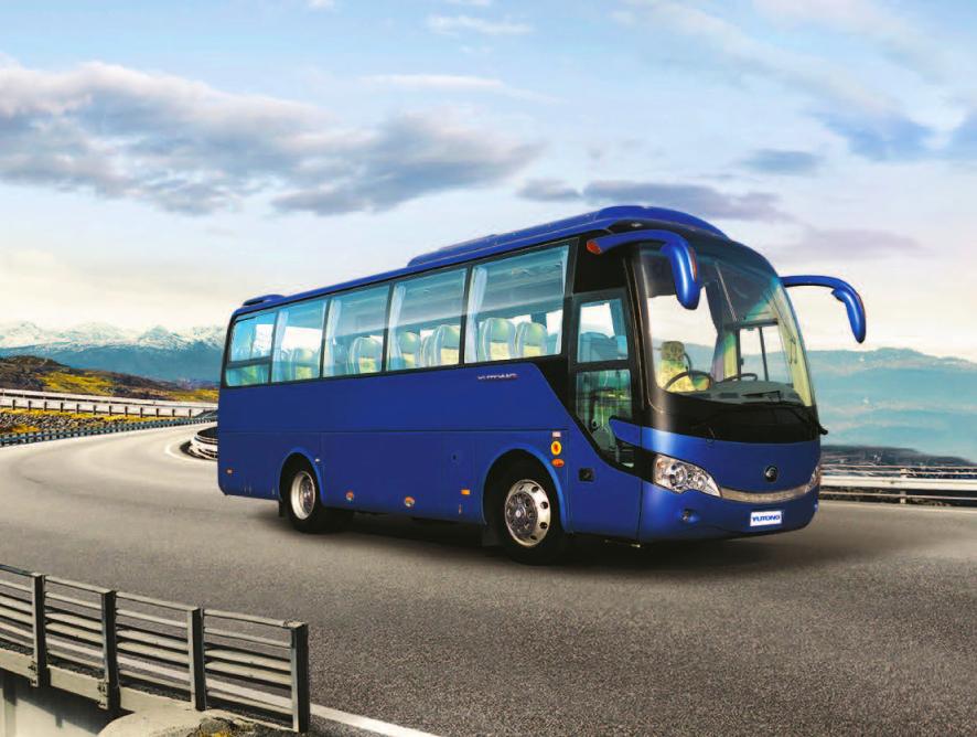 Bus Yutong  ZK6858H9  – 35 asientos